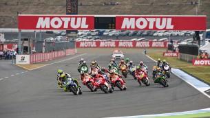 Motul title sponsor Japan and Assen
