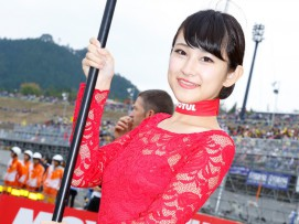 Paddock Girls Motul Grand Prix of Japan
