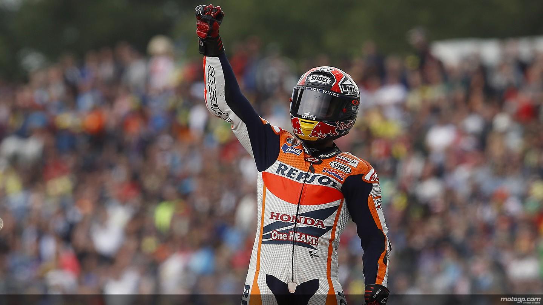 Fakta Menarik Marc Marquez Meraih Juara Dunia