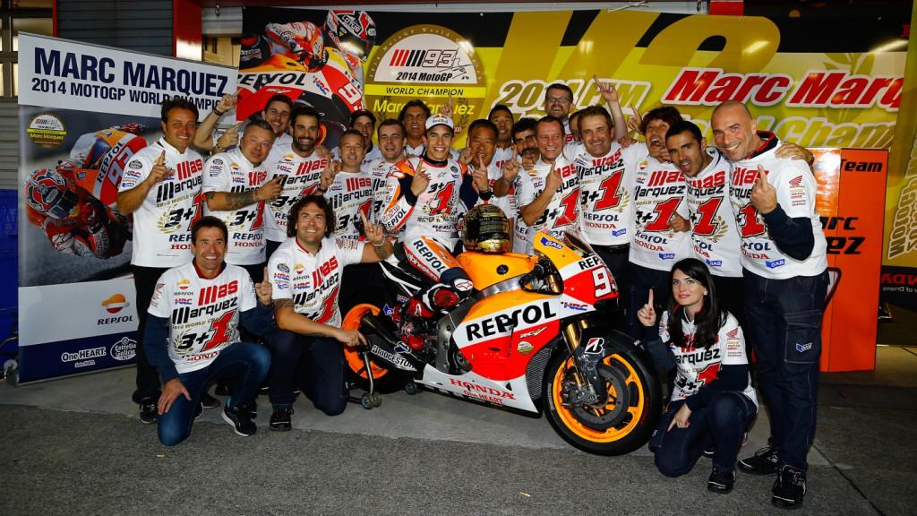 Marc Marquez, Repsol Honda Team, JPN