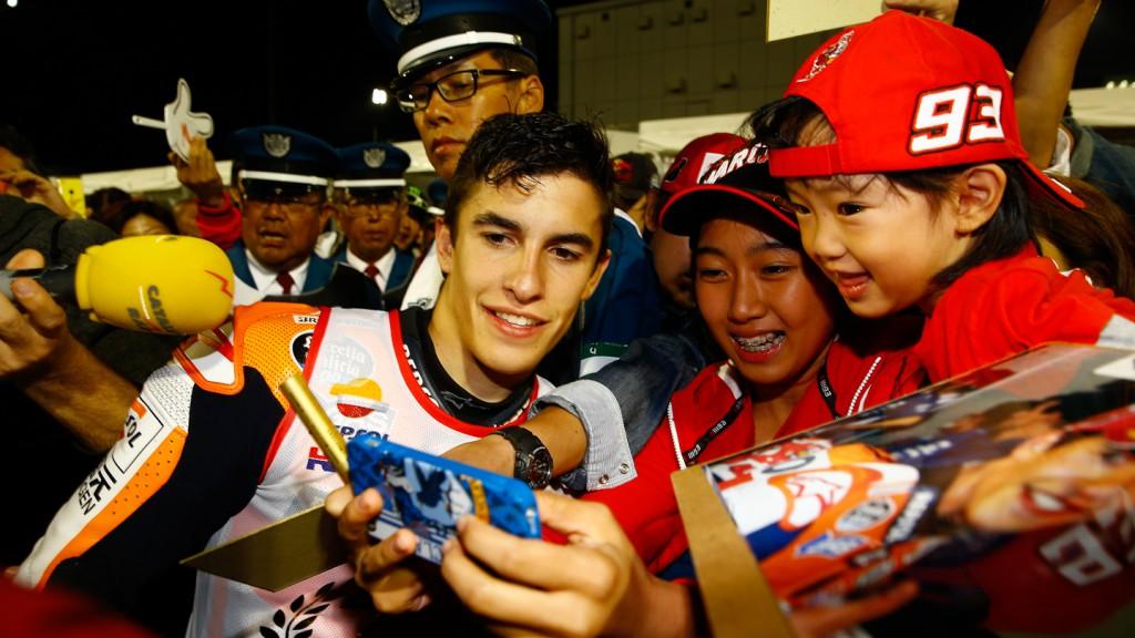 Marc Marquez, Repsol Honda Team, JPN RACE