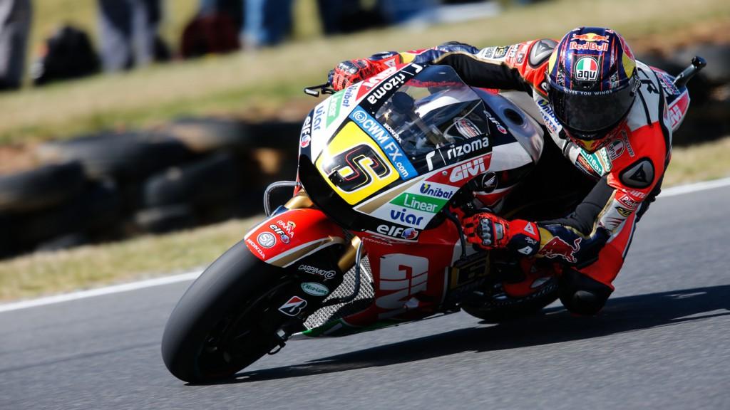 Stefan Bradl, LCR Honda MotoGP, AUS FP2