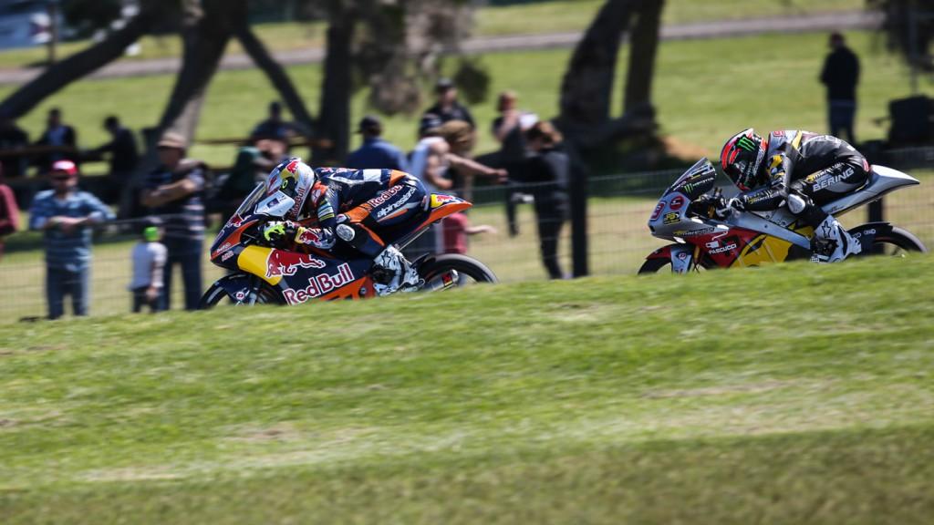 Jack Miller, Jorge Navarro, Marc VDS Racing Team, Red Bull KTM Ajo, AUS FP2
