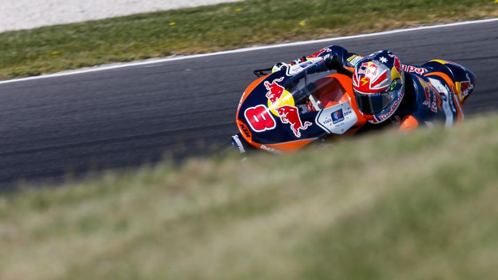Jack Miller, Red Bull KTM Ajo, AUS FP1