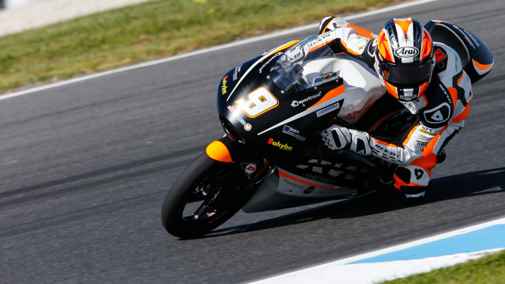 Scott Deroue, RW Racing GP, AUS FP2