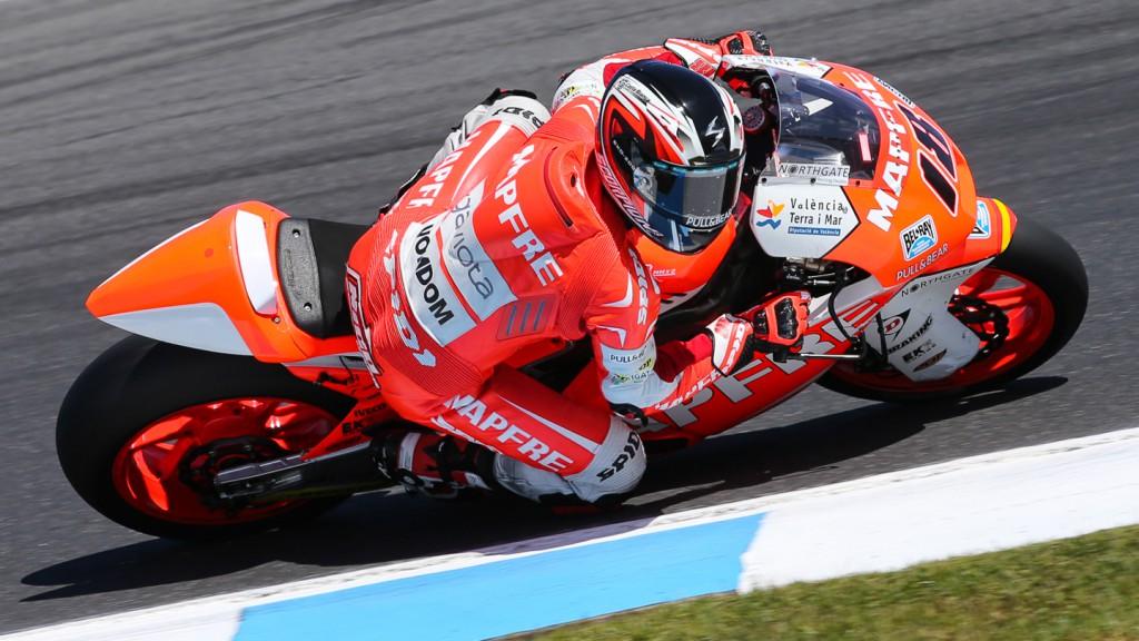 Nicolas Terol, Mapfre Aspar Team Moto2, AUS FP2