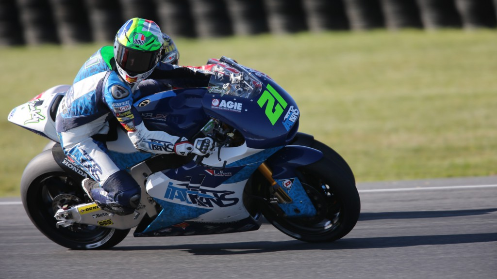 Franco Morbidelli, Italtrans Racing Team, AUS FP2