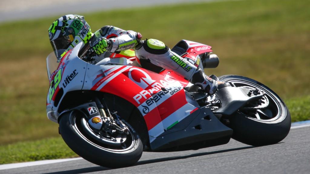 Andrea Iannone, Pramac Racing, AUS FP2