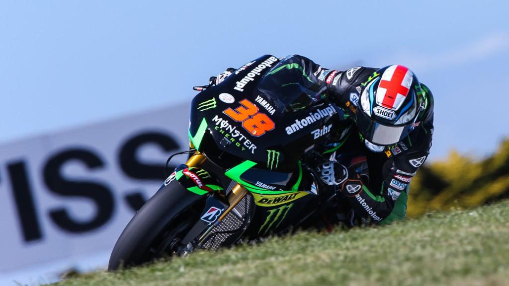 Bradley Smith, Monster Yamaha Tech 3, AUS FP2