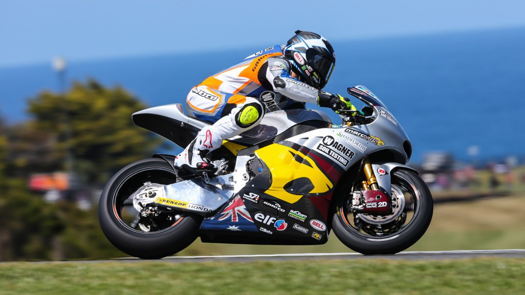 Aiden Wagner, Marc VDS RAcing Team, AUS FP2
