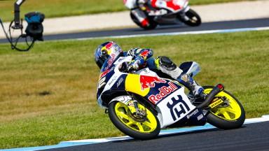 Danny Kent, Red Bull Husqvarna Ajo, AUS FP2