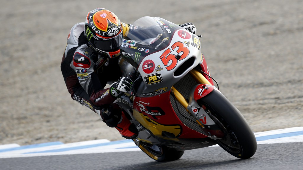 Esteve Rabat, Marc VDS Racing Team, AUS FP1