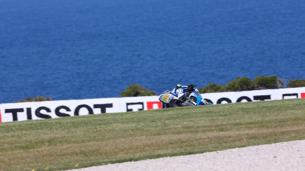 Julian Simon, Italtrans Racing Team, AUS FP2