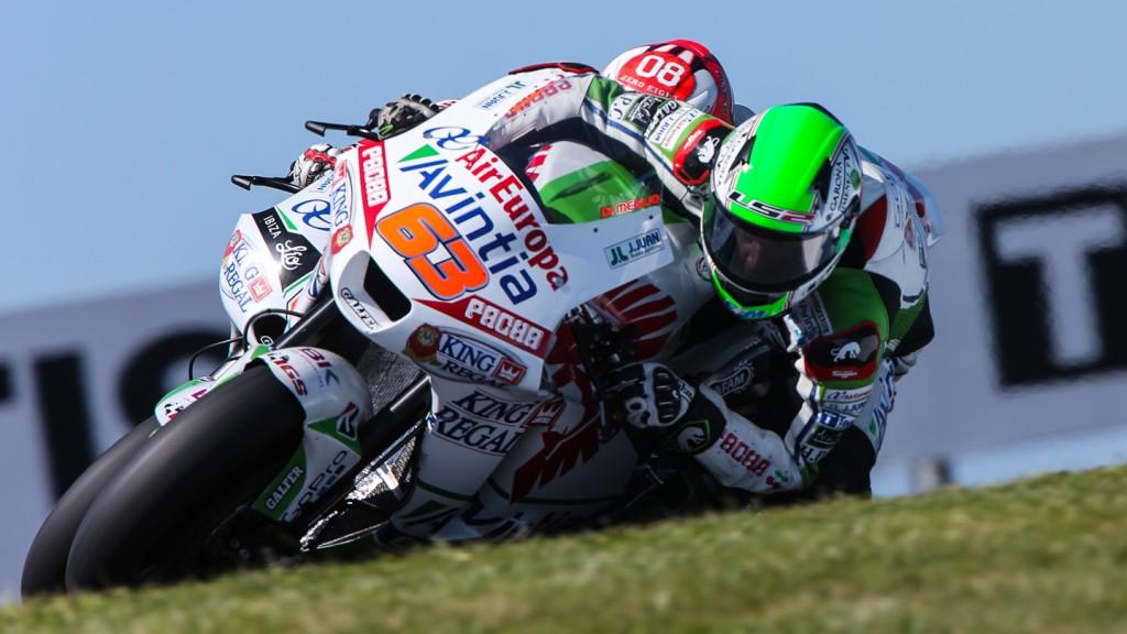 Mike Di Meglio, Hector Barbera, Avintia Racing, AUS