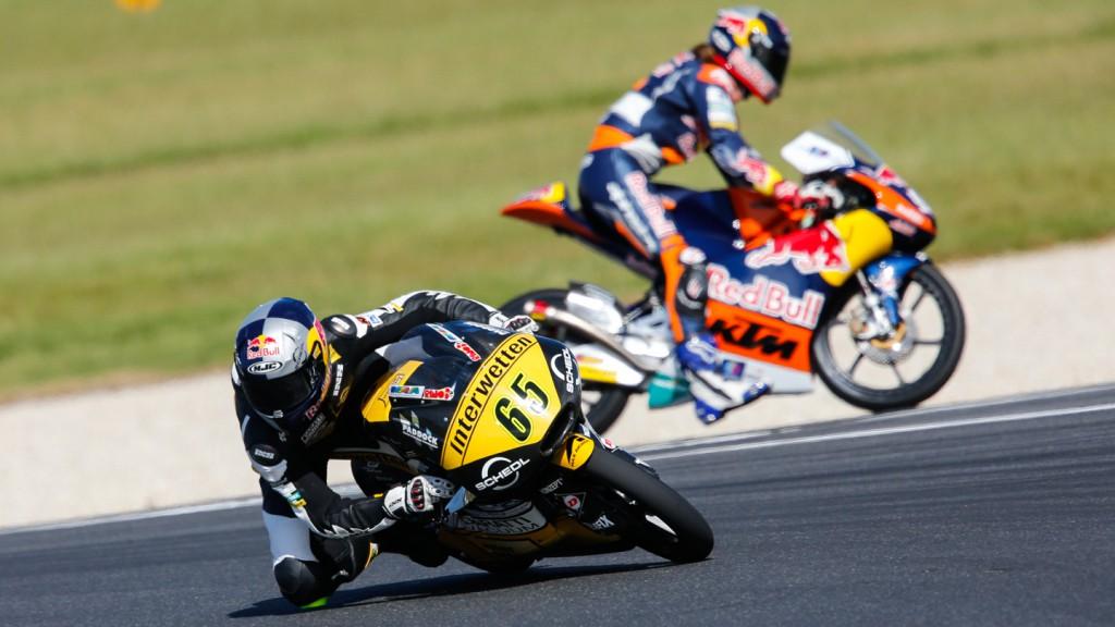 Philipp Oettl, Interwetten Paddock Moto3, AUS FP1