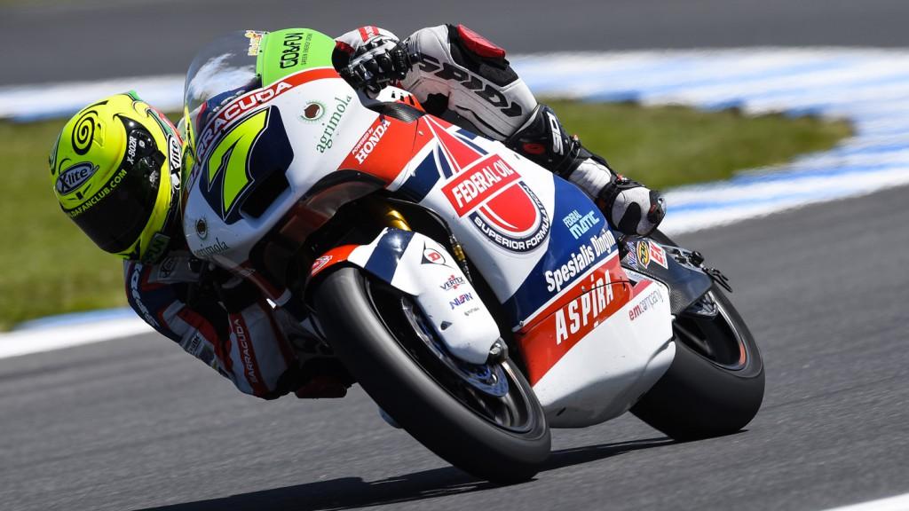 Lorenzo Baldassarri, Gresini Moto2, AUS FP2