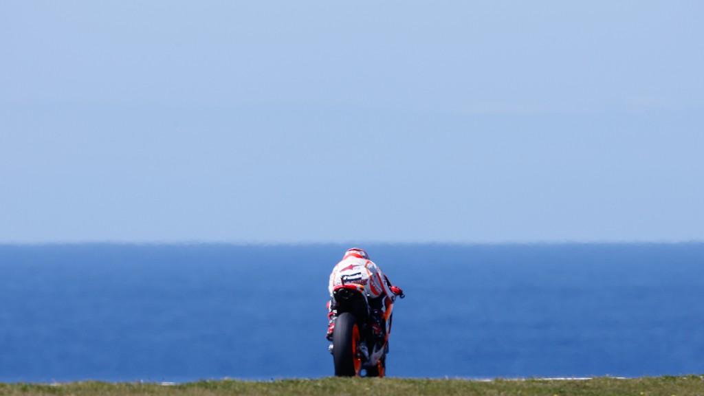 Marc Marquez, Repsol Honda Team, AUS FP1