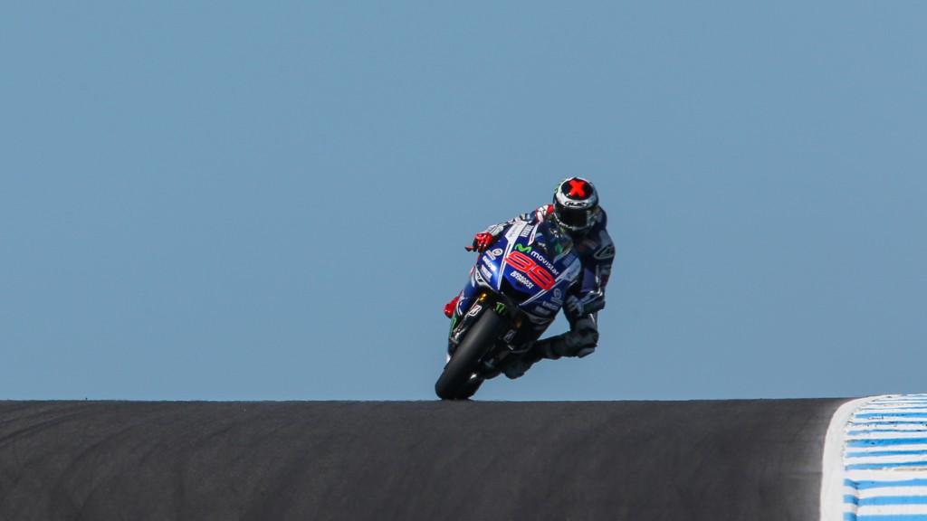 Jorge Lorenzo, Movistar Yamaha MotoGP, AUS FP2