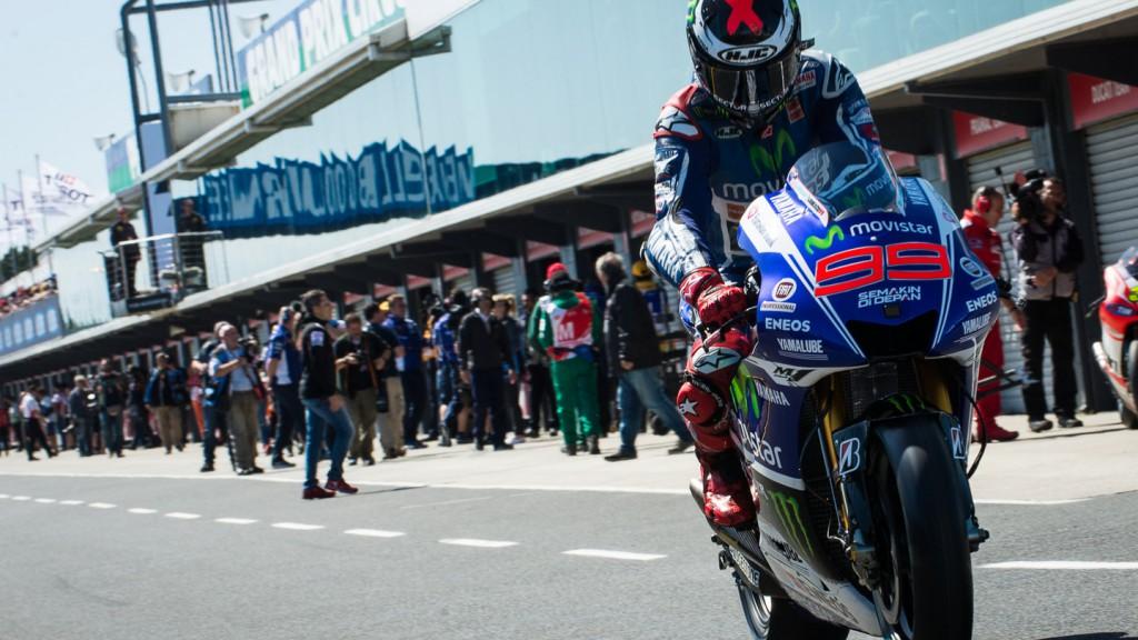 Jorge Lorenzo, Movistar Yamaha MotoGP, AUS FP2 © Copyright Scott Jones, PHOTO.GP