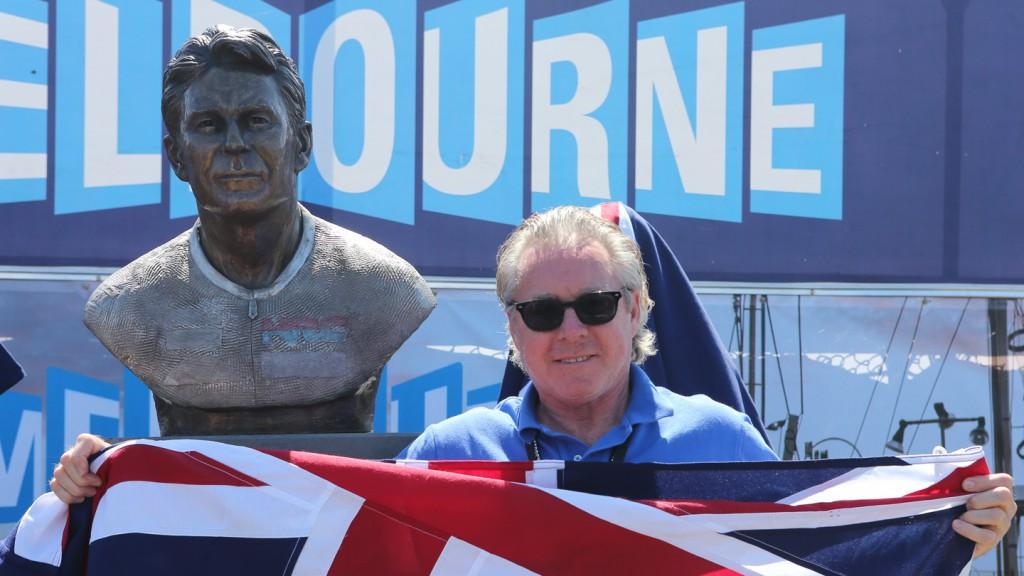 Wayne Gardner, MotoGP Legend, AUS