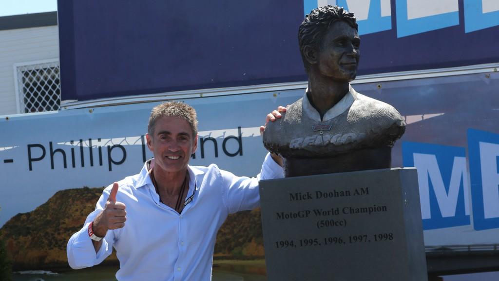 Mick Doohan, MotoGP Legend, AUS