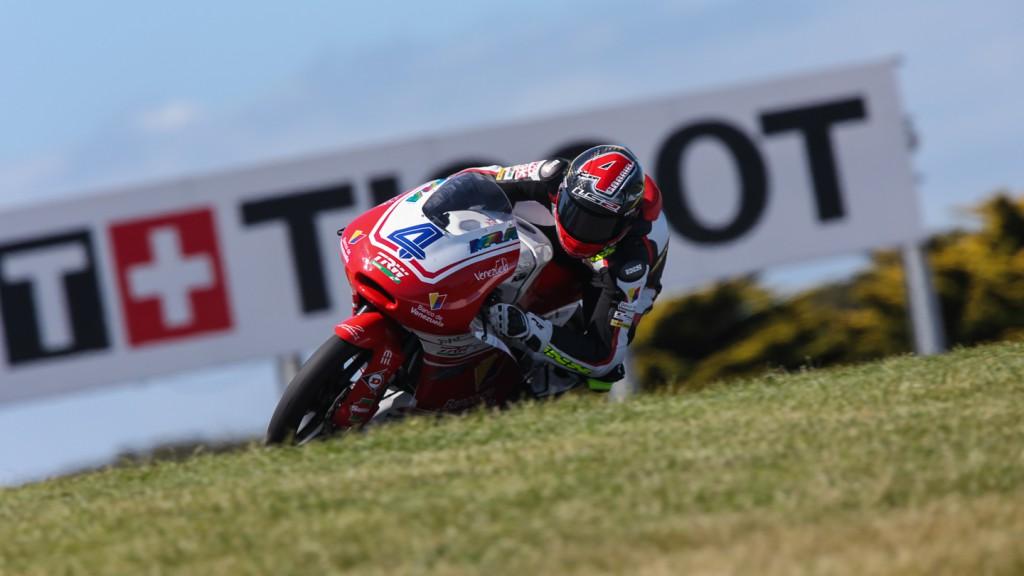 Gabriel Ramos, Kiefer Racing, AUS QP