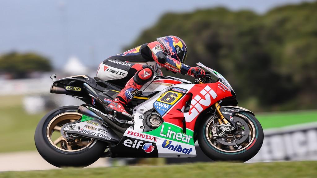 Stefan Bradl, LCR Honda MotoGP, AUS Q2