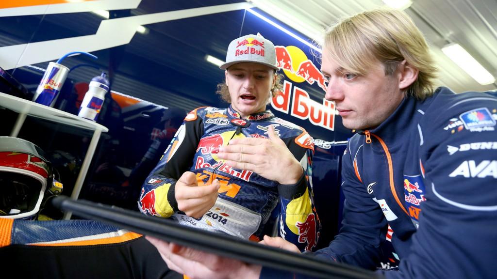 Jack Miller, Red Bull KTM Ajo, AUS QP