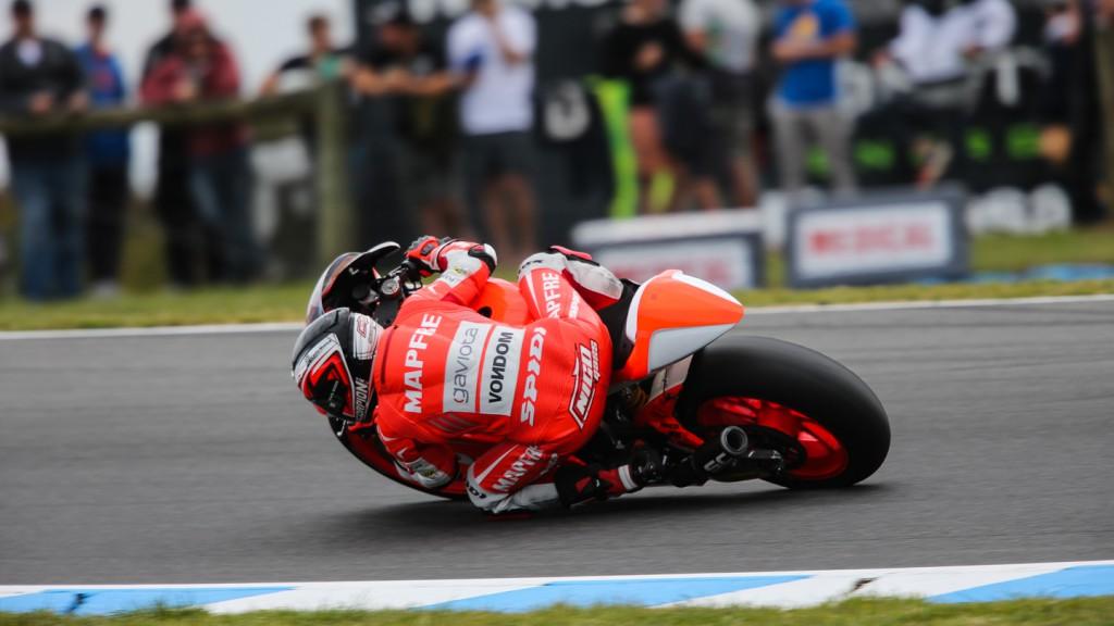 Nicolas Terol, Mapfre Aspar Team Moto2, AUS QP