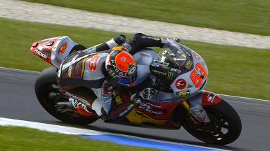 Phillip Island 2014 - Moto2 - QP - Highlights