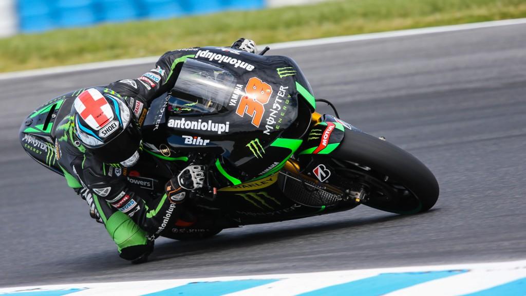 Bradley Smith, Monster Yamaha Tech 3, AUS Q2