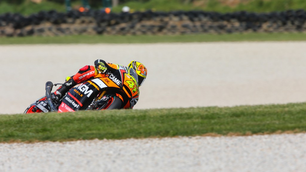 Aleix Espargaro, NGM Forward Racing, AUS Q2