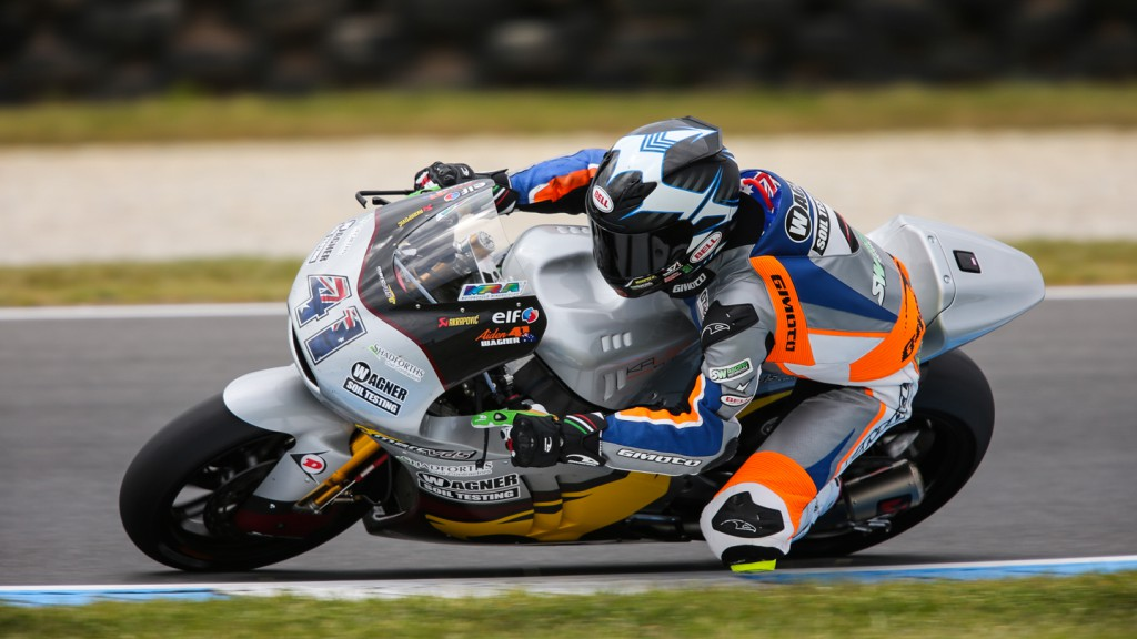 Aiden Wagner, Marc VDS Racing Team, AUS QP