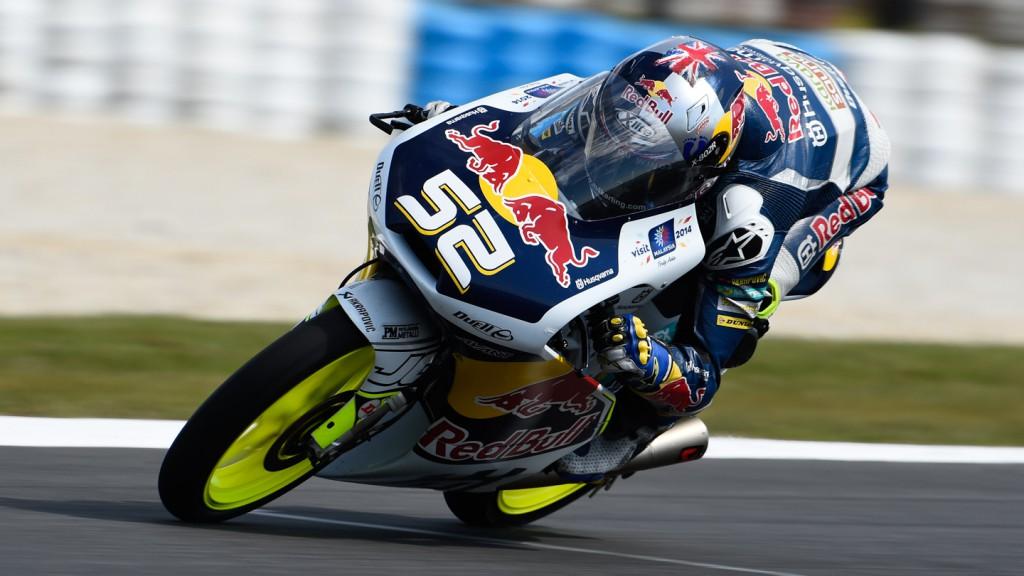 Danny Kent, Red Bull Husqvarna Ajo, AUS QP