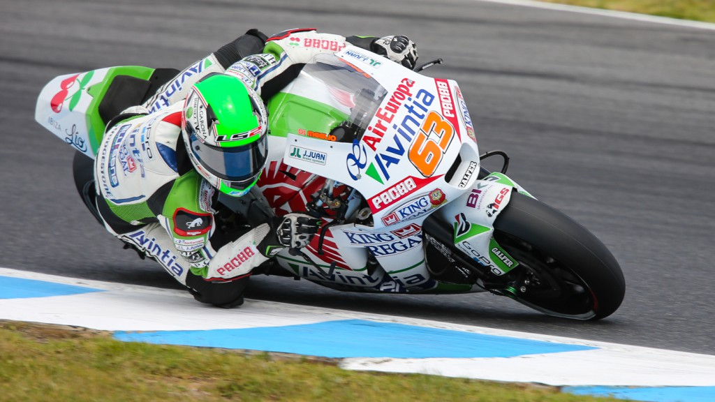 Mike Di Meglio, Avintia Racing, AUS Q1
