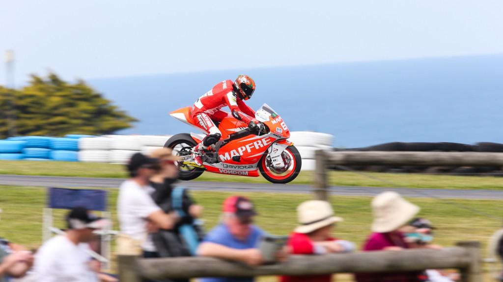Jordi Torres, Mapfre Aspar Team Moto2, AUS QP