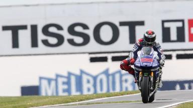 Jorge Lorenzo, Movistar Yamaha MotoGP, AUS Q2