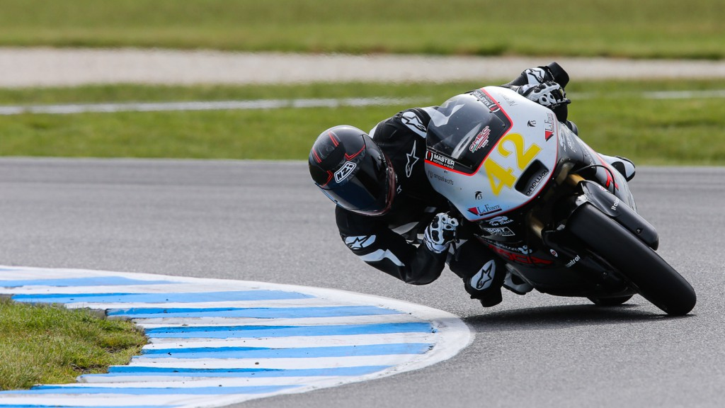 Max Croker, Tasca Racing Moto2, AUS QP