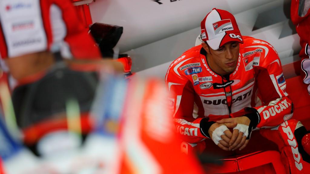 Andrea Dovizioso, Ducati Team, AUS WUP