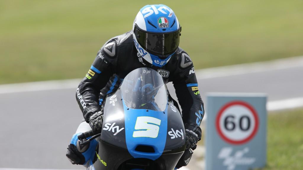 Romano Fenati, SKY Racing Team  VR46, AUS WUP