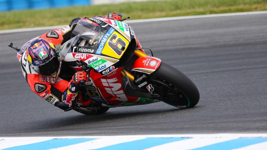 Stefan Bradl, LCR Honda MotoGP, AUS WUP
