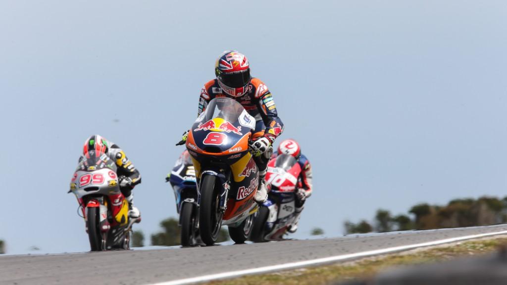 Jack Miller, Red Bull KTM Ajo, AUS WUP