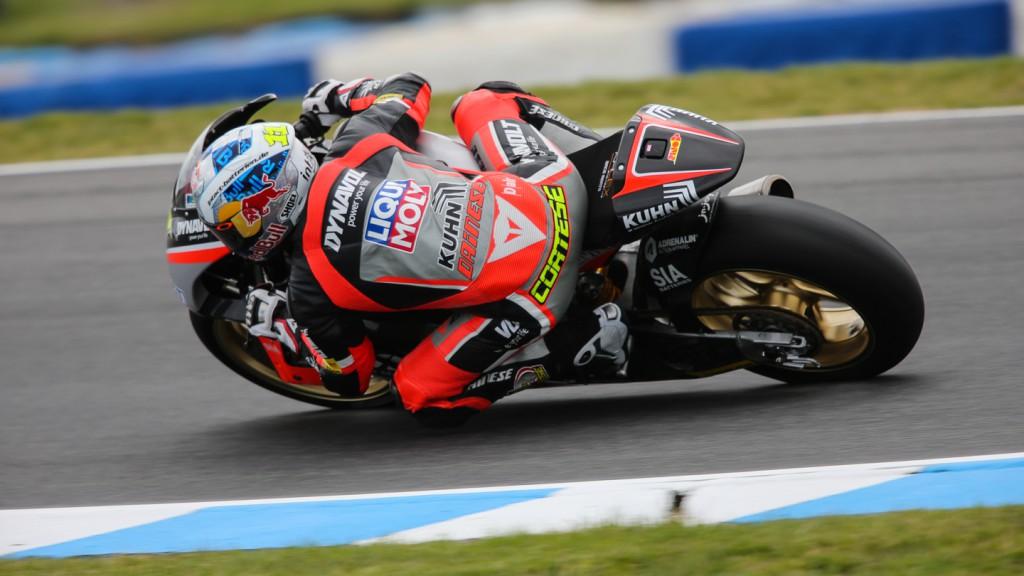 Sandro Cortese, Dynavolt Intact GP, AUS RACE