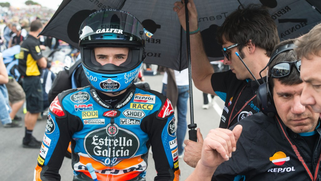 Alex Marquez, Estrella Galicia 0,0, AUS RACE