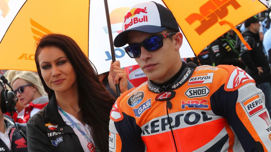 Marc Marquez, Repsol Honda Team, AUS RACE
