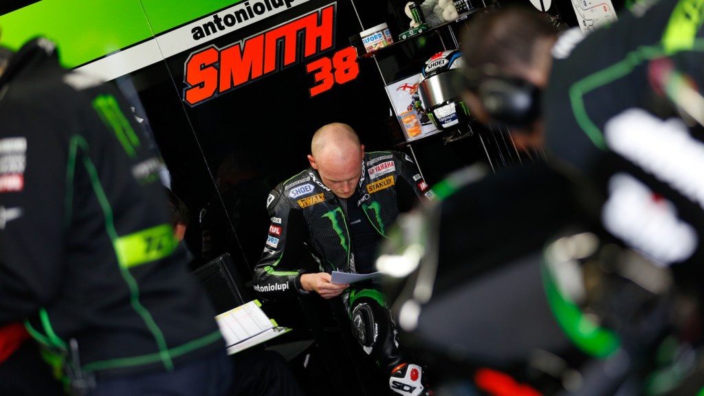 Bradley Smith, Monster Yamaha Tech 3, AUS WUP