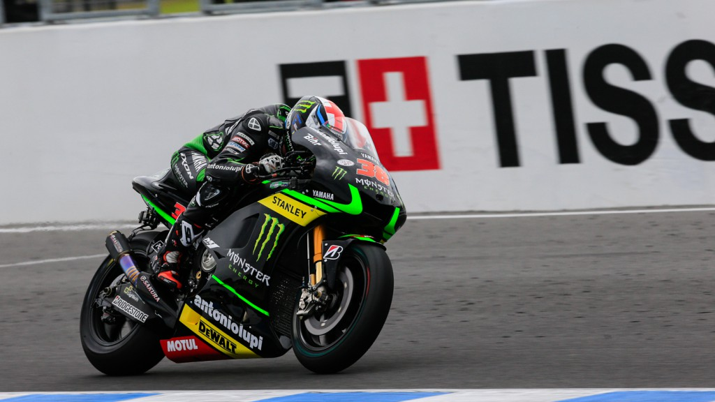 Bradley Smith, Monster Yamaha Tech 3, AUS RACE