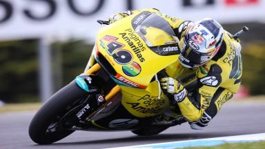 Maverick Viñales, Paginas Amarillas HP 40, AUS RACE
