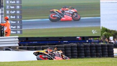 Aleix Espargaro, NGM Forward Racing, AUS RACE