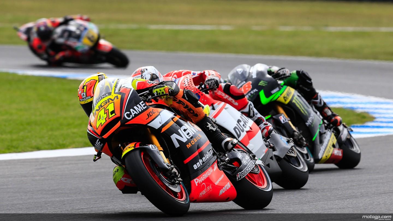 motogp.com · MotoGP Action, AUS RACE
